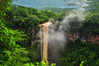 Waterfall (ceca67) Tags: waterfall nature mauritius chamarel travel tropic colored water svetlanapericphotography