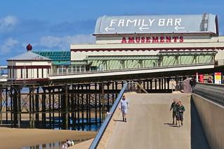 Family Bar, Blackpool, UK