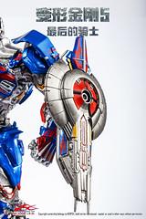 013 (capcomkai) Tags: jada neopsx tf5 tlk thelastknight prime optimus optimusprime knightop 最終騎士王 最後的騎士 變形金剛 柯博文 擎天柱