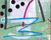 Abstract composition (Natasha Davydova) Tags: art artwork acrylic painting picture cardboard object line hardedge abstract abstraction