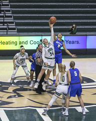 1002913 (jet45701) Tags: ohio university womens basketball vs buffalo 1172018 convo