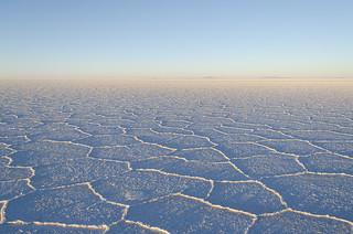 Uyuni Salt Flat (Bolivia)