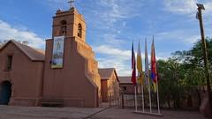 216 San Pedro de Atacama's iglesia (roving_spirits) Tags: chile atacama atacamawüste atacamadesert desiertodeatacama désertcôtier küstenwüste desiertocostero coastaldesert sanpedrodeatacama