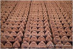 L'armée des 12... singes (Christophe Hamieau) Tags: continentsetpays europe fr fra france paris patrickroger art chocolat chocolate chocolatier gorilla gorille monkeys sculpteur sculpture singes îledefrance