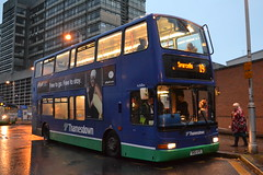 Thamesdown 365 SN51AYO (Will Swain) Tags: swindon 19th october 2017 bus buses transport travel uk britain vehicle vehicles county country england english wiltshire town centre thamesdown 365 sn51ayo former lothian 599