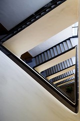 (ilConte) Tags: budapest hungary ungheria hungarian architettura architecture architektur scale stairs treppe