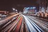 Glasgow at Rush Hour! (itsjamesy) Tags: fuji fujifilm xt1 samyang 12mm f2 long exposure cityscape city glasgow scotland scottish teal orange traffic highway motorway rush hour lightroom jamesy