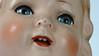 Puppenkopf Ausschnitt (fotoideas18) Tags: mund blaue augen schneidezähne nase liebliches puppengesicht puppenkopf rot rose backen gesicht