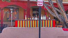 Outside Bar (Shadow _ Traveler) Tags: barandgrill santafenewmexico santafe outsidebar bar restaurants travel travelphotography photography architecturaldesign architecturephotography architecture hdr hdrphotography newmexico drinks streetphotography