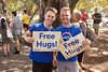 Free hugs (Val in Sydney) Tags: mardi gras fair day gay lesbian nsw australie