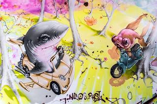 *** STREET ART ***
