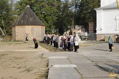 019. Престольный праздник в соборе г.Святогорска 30.09.2015