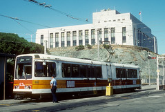 Muni #1243 (Jim Strain) Tags: jmstrain train railroad railway streetcar trolley tram transit muni california sanfrancisco