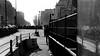 silhouette (vieux rêveur) Tags: rue street nb bw noiretblanc noir black blanc white exterieur