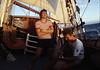 eye-of-the-wind---operation-drake_15598105201_o (christopher sainsbury) Tags: operationdrake eyeofthewind atlantic pacific sailingboat sailingship boat sailing sea sky people training