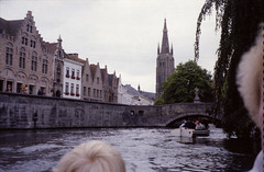 79_0042 (pbb) Tags: brugge architecture bridge canal church water belgium