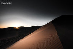 Sunset from Sossusvlei. (SpencerTheCookePhotography) Tags: