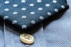Macro Mondays - Speckled (that Geoff...) Tags: macromondays macro speckled spots spotty tie shirt shirtandtie buttons texture textile canon 70d