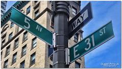 Fabulous 5th Ave & 31st St corner, Manhattan, NYC (Olbert Pitta Junior) Tags: newyorkcity nyc manhattan bigapple