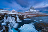 Winter melody (Marco Calandra Photography) Tags: cascade fall ice iceland kirkjufell kirkjufellfoss longexposure mount mountain river snow waterfall winter islanda is gnd majestic hat scenery outdoors outdoor postcard tourist tourism haida falls morning adventure