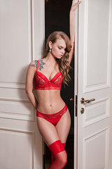 Rose&Petal_AW18 (32) (Dizaz) Tags: rosepetal lingerie underwear 2018 collection fashion france homewear