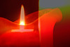 flame (double exposure) - macro mondays (vinsebecker) Tags: flame macromondays doubleexposure flamme doppelbelichtung 7dwf