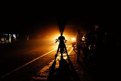 (bigboysdad) Tags: silhouette night nokton voigtlander 58mm fuji fujinon fujifilm