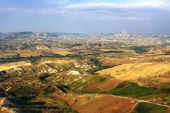 la Basilicata ... (Roberto Defilippi) Tags: 2018 92018 nikond7100 nikkor2470mmf28 basilicata craco panorama landscape pisticci