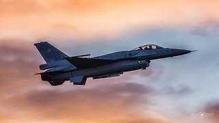 Lockheed Martin F-16C Jastrząb (4042)