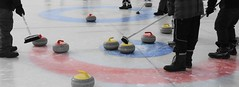 Ironman Curling Bonspiel (Cindy's Here) Tags: ironmancurlingbonspiel curling selectivecolors theforks winnipeg manitoba canada canon