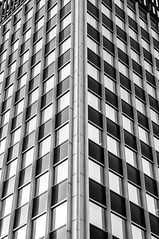 Modern Architecture (Tony Shertila) Tags: centralward england gbr liverpool unitedkingdom geo:lat=5341116264 geo:lon=299363494 geotagged europe britain merseyside building architecture idow modern bw abstract