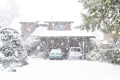 Our House Today (ruthlesscrab) Tags: snow vancouver wtf storm bc canada