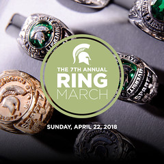 Ring March, April 2018