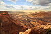 Grand Canyon II (Alexander Steinhof) Tags: gebirge landscape landschaft nature felsen natur clouds grandcanyon himmel arizona zooom canyon environment usa amerika wolken rocks grandcanyonvillage us