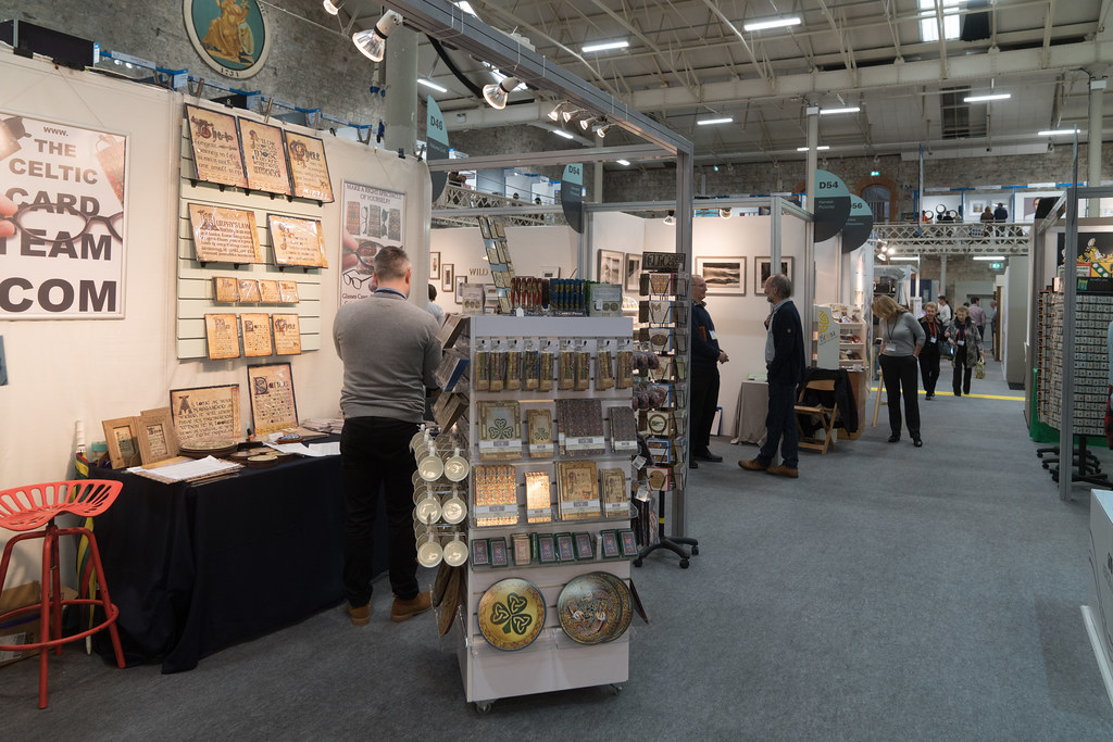 SHOWCASE IRELAND AT THE RDS IN DUBLIN [Sunday Jan. 21 to Wednesday Jan. 24]-136028