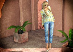 I.M. Collection at Designer Showcase 2 (Trinity Aironaut Open for Clients) Tags: im collection argrace garbaggio designer showcase