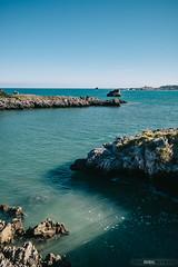 Isla (jdelrivero) Tags: provincia mar geologia isla cantabria costa olas rocas elementos playa geology beach elements isle sea