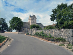 Église Saint-Symphorien de Touches (abac077) Tags: église saintsymphoriendetouches church bourgogne mercurey saôneetloire 71
