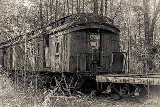 Out Of Service Railcar