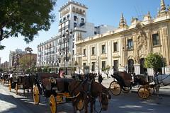 Seville, Spain, February 2018
