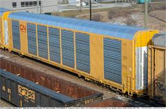 TTGX696959GB_VaughanON_180218 (Catcliffe Demon) Tags: railways railroading canada canadiannational wisconsincentral ontario freightcars wotw autoracks gunderson concarril mexico wagonsontheweb ttgx ttxco ttxcompany trailertrain canadarailimages2018