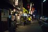 Sakae 3-chome, Nagoya (kinpi3) Tags: 名古屋 nagoya night japan street ricoh gr