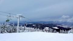 Winter is beautiful (piotr_szymanek) Tags: czarnagora mountains ski winter snow clouds lift 1k 20f 5k 10k
