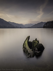 All considered....... (tdove77) Tags: lee big stopper nd graduated filter lumix panasonic gh3 micro four thirds mirrorless ullswater the stump mosedale bay glenridding eastern lakes lake district cumbria uk long exposure