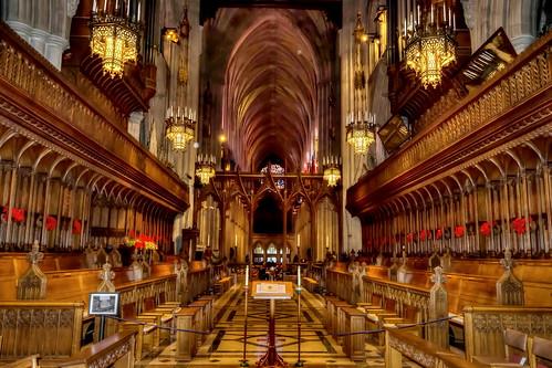 National Cathedral Washington D.C. - Great Choir