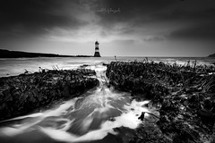 Kelp Beds (Gareth Mon Jones) Tags: lighthouse anglesey