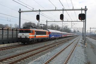 RXP 9901 te Utrecht Vaartsche Rijn 4 maart 2018