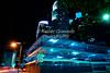 1 (16) (Rainer Quesada Photography) Tags: losangeles night nightphotography urban city downtown draggingshutter lightstreaks photoshop architecture buildings street streetlights usa southerncalifornia framing light