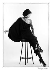 fashion shoot (DigitalClassicⓒ) Tags: fashion studio studioworks monotone