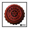 Maisel & Friends IPA (J.Gargallo) Tags: maiselfriends cerveza chapa beer birra macro macrofotografía framed marco canon canon450d eos eos450d 450d deutschland germany bayreuth bier alemania